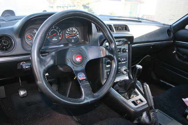 Mazdaspeed3 For Sale >> 1980 Mazda RX-7 - Interior Pictures - CarGurus