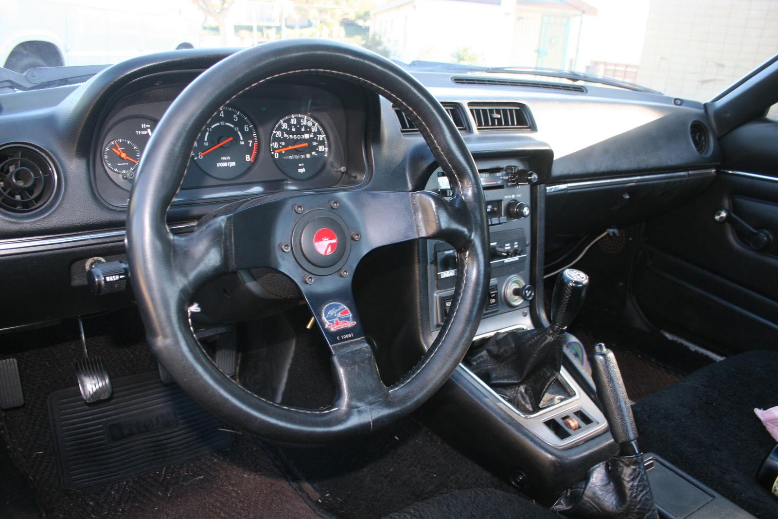 1980 Mazda Rx 7 Interior Pictures Cargurus