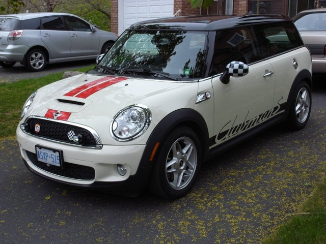 Picture of 2010 MINI Cooper Clubman S FWD, exterior, gallery_worthy