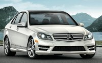 2013 Mercedes-Benz C-Class, Front quarter view., exterior, manufacturer, gallery_worthy