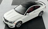 2013 Mercedes-Benz C-Class, Back quarter view., exterior, manufacturer