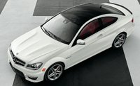 2013 Mercedes-Benz C-Class, Back quarter view., manufacturer, exterior