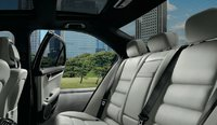 2013 Mercedes-Benz C-Class, Back Seat., interior, manufacturer