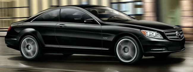2013 Mercedes-Benz CL-Class, Side View., manufacturer, exterior