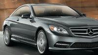 2013 Mercedes-Benz CL-Class, Front quarter view., exterior, manufacturer, gallery_worthy