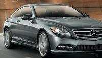2013 Mercedes-Benz CL-Class, Front quarter view., exterior, manufacturer