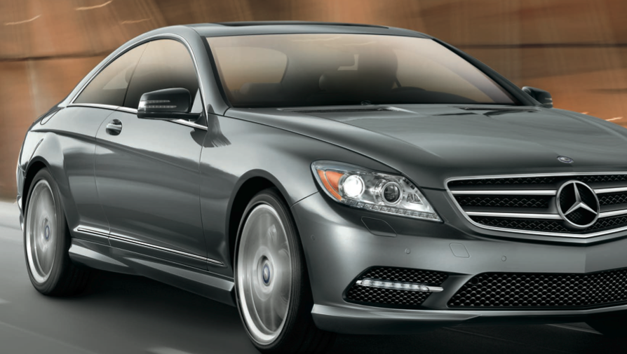 2013 Mercedes-Benz CL-Class, Front quarter view., manufacturer, exterior