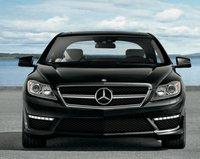 2013 Mercedes-Benz CL-Class, Front View., exterior, manufacturer, gallery_worthy