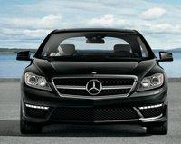 2013 Mercedes-Benz CL-Class, Front View., exterior, manufacturer