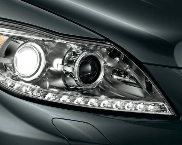 2013 Mercedes-Benz CL-Class, Headlight., exterior, manufacturer