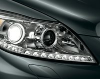 2013 Mercedes-Benz CL-Class, Headlight., exterior, manufacturer