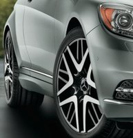2013 Mercedes-Benz CL-Class, Front Tire., exterior, manufacturer