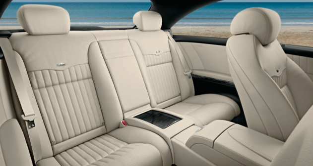 2013 Mercedes-Benz CL-Class, Back View., interior, exterior, manufacturer