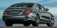 2013 Mercedes-Benz CLS-Class, Back quarter view., exterior, manufacturer