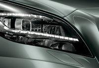 2013 Mercedes-Benz CLS-Class, Headlight., exterior, manufacturer
