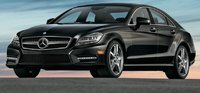 2013 Mercedes-Benz CLS-Class Overview