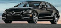 2013 Mercedes-Benz CLS-Class, Front quarter view., exterior, manufacturer