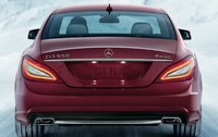 2013 Mercedes-Benz CLS-Class, Back quarter view., manufacturer, exterior