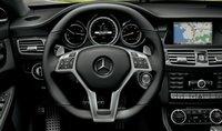 2013 Mercedes-Benz CLS-Class, Steering Wheel., interior, manufacturer