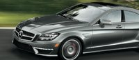 2013 Mercedes-Benz CLS-Class, Front quarter view., manufacturer, exterior