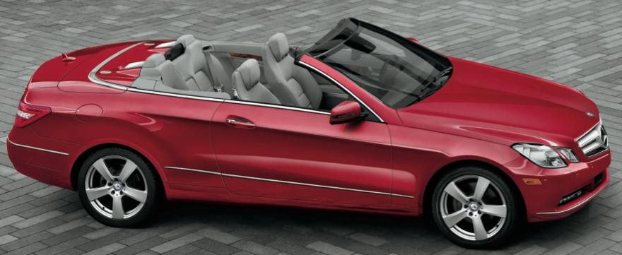 2013 Mercedes-Benz E-Class, Front quarter view., exterior, manufacturer