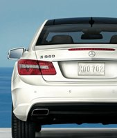 2013 Mercedes-Benz E-Class, Back View., exterior, manufacturer