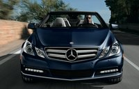 2013 Mercedes-Benz E-Class, Front View., exterior, manufacturer