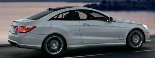 2013 Mercedes-Benz E-Class, Side View., exterior, manufacturer