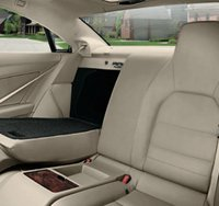 2013 Mercedes-Benz E-Class, Back Seat., interior, manufacturer