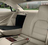 2013 Mercedes-Benz E-Class, Back Seat., interior, manufacturer