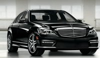 2013 Mercedes-Benz S-Class, Front quarter view., exterior, manufacturer