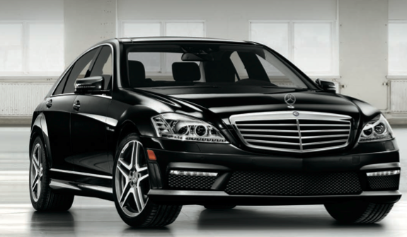 2013 Mercedes-Benz S-Class, Front quarter view., manufacturer, exterior