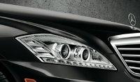 2013 Mercedes-Benz S-Class, Headlight., exterior, manufacturer