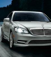 2013 Mercedes-Benz S-Class, Front View., exterior, manufacturer