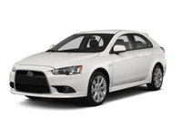 2013 Mitsubishi Lancer Sportback, Front quarter view copyright AOL Autos., exterior, manufacturer, gallery_worthy