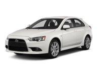 2013 Mitsubishi Lancer Sportback, Front quarter view copyright AOL Autos., exterior, manufacturer