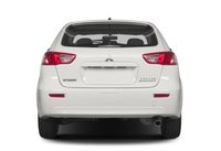 2013 Mitsubishi Lancer Sportback, Back View copyright AOL Autos., exterior, manufacturer