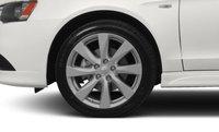 2013 Mitsubishi Lancer Sportback, Front Tire copyright AOL Autos., exterior, manufacturer