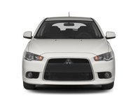 2013 Mitsubishi Lancer Sportback, Front View copyright AOL Autos., exterior, manufacturer, gallery_worthy