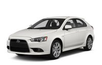 2013 Mitsubishi Lancer Sportback Picture Gallery
