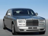 2013 Rolls-Royce Phantom Overview