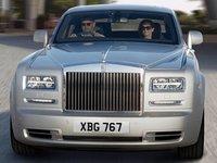 2013 Rolls-Royce Phantom, Front View copyright AOL Autos., exterior, manufacturer