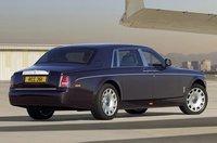 2013 Rolls-Royce Phantom, Back quarter view copyright AOL AUTOS., exterior, manufacturer