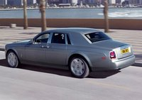 2013 Rolls-Royce Phantom, Back quarter view copyright AOL Autos., exterior, manufacturer