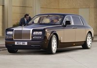2013 Rolls-Royce Phantom, Front quarter view copyright AOL AUTOS., exterior, manufacturer