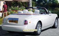2013 Rolls-Royce Phantom Drophead Coupe, Back quarter view., exterior, manufacturer