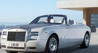 2013 Rolls-Royce Phantom Drophead Coupe, Front quarter view., manufacturer, exterior