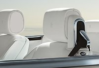 2013 Rolls-Royce Phantom Drophead Coupe, Front Seat., interior, manufacturer
