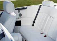 2013 Rolls-Royce Phantom Drophead Coupe, Back seat., interior, manufacturer