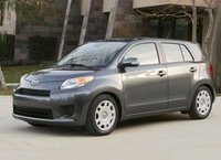 2013 Scion xD, Front quarter view., manufacturer, exterior